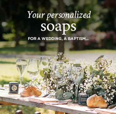 Your personalized soaps