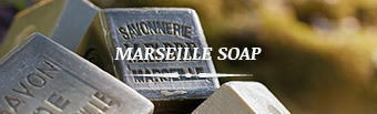 French Marseille soap