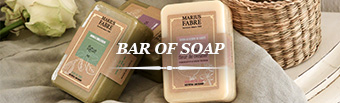 Bar of soap Marius Fabre