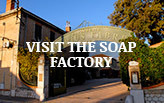 Visit the soap factory Marius Fabre